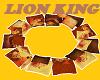 lion king pillows