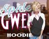 Spider Gwen hoodie©