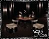 Mystery Club Table
