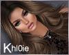 K  Ann brown lux hair