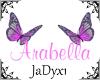 Arabella Name Sign