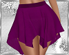 Purple Skirt