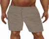 Beige Tan Shorts