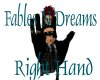 (FB)Padded Right Hand
