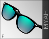 & Blue Design Sunglass