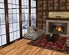Winter Patio Room