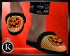 !KA Halloween Slippers M