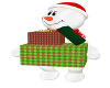 Holiday Decor Snowman