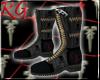 (RG) M goth boots