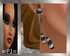 =PJ= Plata Earrings