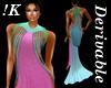 !K!Delure Fantasy Dress