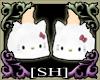 Sh! H-Kitty Slippers! M.