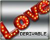 ~Derivable Love Letters~