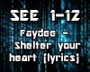 Faydee-Shelter your