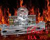 Diamond Demon Skull Bar