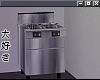 e industrial fryer