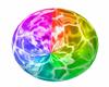 Poseless Neon Ball Decor