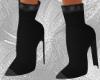 Denim Boots