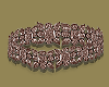 Brown Diamond Choker
