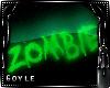 V| Zombie Sticker