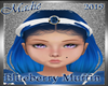 !a Blueberry Headband