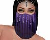 Dia Harem Veil Purple