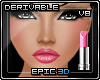 [3D]*Dev* Lip Gloss V8