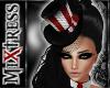 L~ Carnival Top Hat
