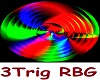 3 Trig DJ RBG Light