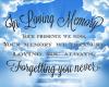 In Loving Memory BG