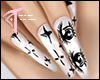 Nails in Anime