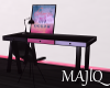 """ Bad Girl Desk"