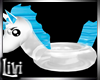 Unicorn Blue Tube