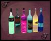 Six Bottle Set