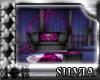 {S}-Silance-Velvet chair
