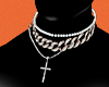 WG Cross Pendant