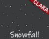 © Snowfall Flurries