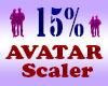 Resizer 15% Avatar
