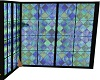 *CG*Stained glass corner