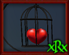 Goth Heart Cage