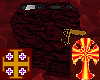JCCL:DarkRedbaggypants