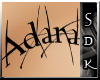 #SDK# Adara Tattoo