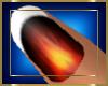 Flaming Nail