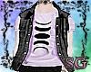 SG Pastel Goth Jacket M