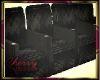 Black Plane Seats