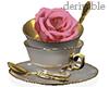 MDX Rose Tea Cup