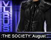THE SOCIETY: August-Top