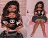 D. Female Hold Baby Avi