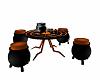 Halloween Club Table