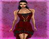 Red/Black Pirate Dress